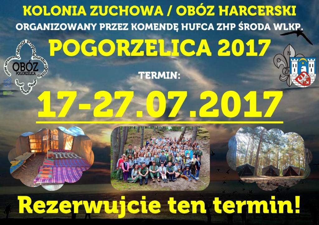 obóz 2017